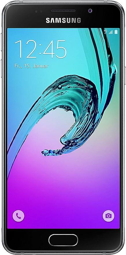 Samsung Galaxy A3 2016 Black 16gb 4g Sm A310fzdadbt