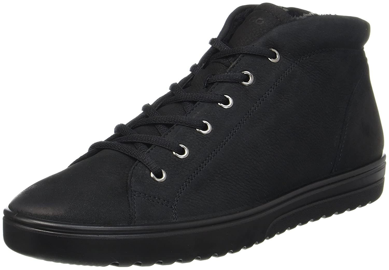 Ecco Damen (schwarz) Fara Hohe Sneaker Schwarz (schwarz) Damen 7606c1
