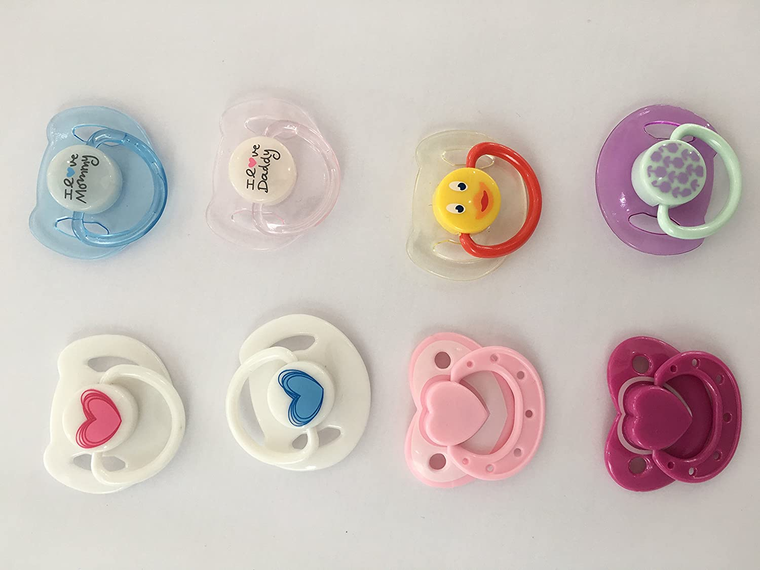 Reborn Doll Accessories Magnetic Pacifier Soother
