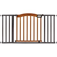 Summer Infant Decorative Wood and Metal 5 Foot Pressure Mounted Gate