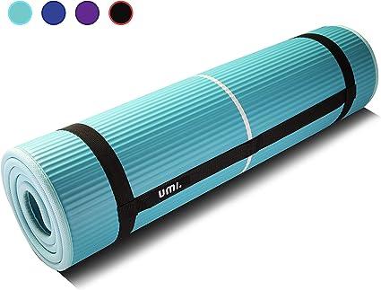 UMI. by Amazon -Colchón para Yoga NBR Colchoneta Ideal para ...