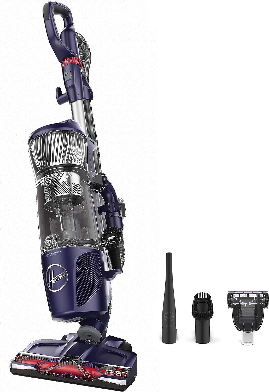 Hoover PowerDrive Pet Bagless Upright Vacuum Cleaner UH74210PC (Renewed)