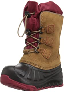914767bea17 Amazon.com | UGG Kids' K Butte Ii Patent Truckee Cwr Snow Boot | Boots