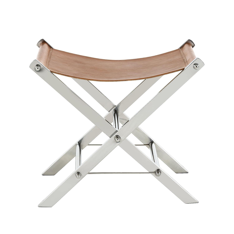 Awe Inspiring Amazon Com Sunpan Modern 102089 Moncasa Ottomans Stainless Spiritservingveterans Wood Chair Design Ideas Spiritservingveteransorg