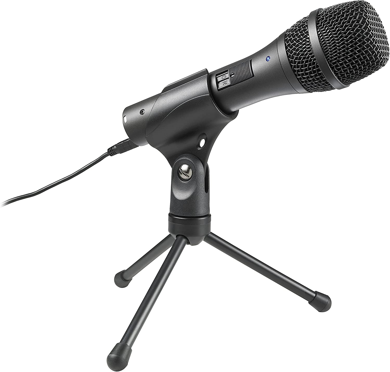 Audio-Technica AT2005USB Microphone- ASMR Microphones For Sound Quality