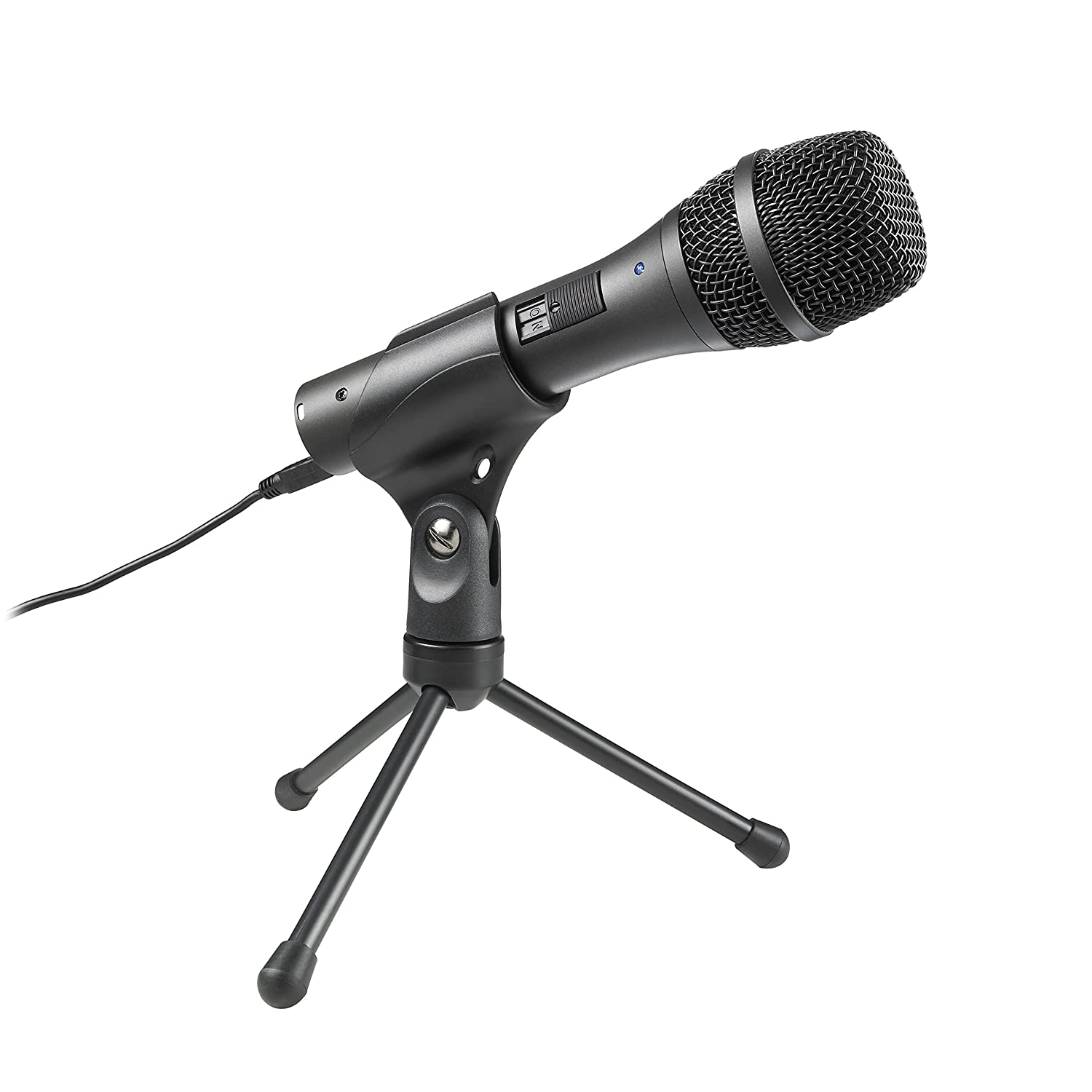 Audio Technica At2005usb Cardioid Dynamic Usb Xlr Mic Compressor Electronic Circuit Diagram Microphone Musical Instruments