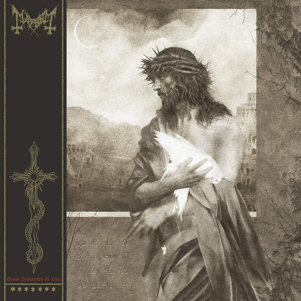 Vinilo : Mayhem - Grand Declaration Of War (LP Vinyl)