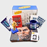 Culturefly Seinfeld Collector's Box - Officially Licensed - 5 Exclusive Items - Gift Box