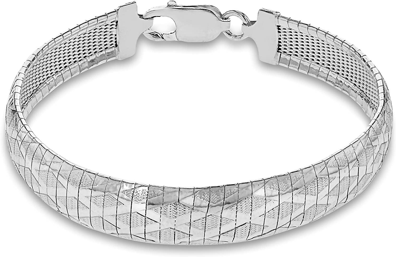 Tuscany Silver Pulsera de plata de ley