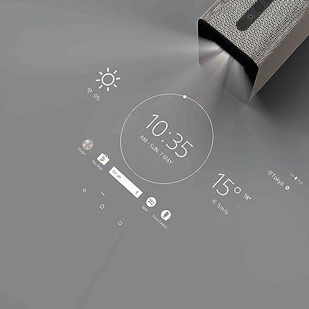 Sony Xperia Touch Video - Proyector (100 lúmenes ANSI, SXRD, WXGA ...