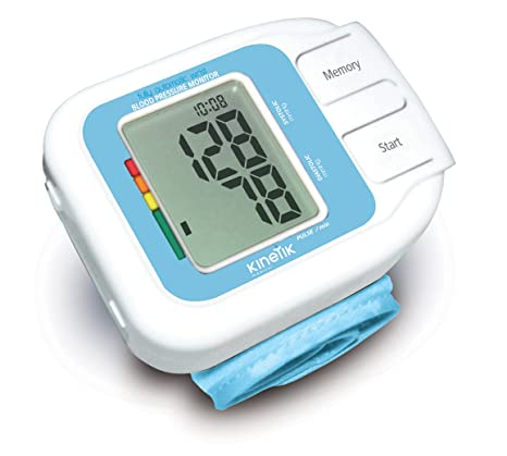 Kinetik KTK005 - Tensiómetro de brazo, color azul