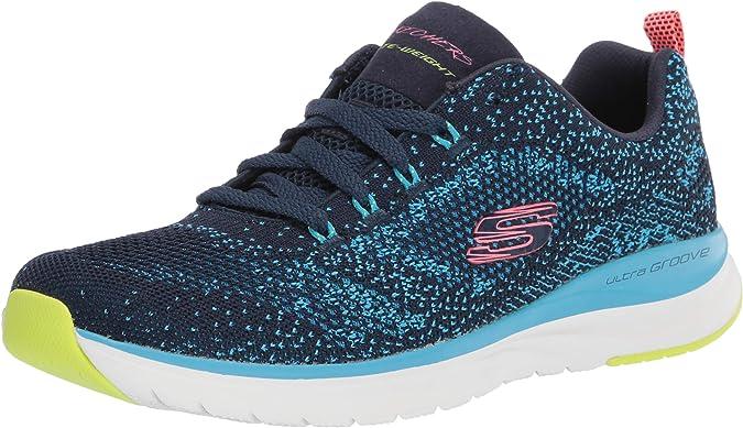 Skechers Ultra Groove, Zapatillas para Mujer: Amazon.es: Zapatos y complementos