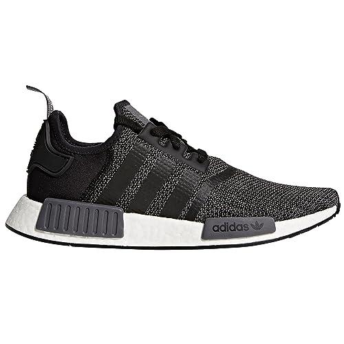 liquidazione a caldo rivenditore all'ingrosso economico in vendita scarpe adidas nmd nere e bianche