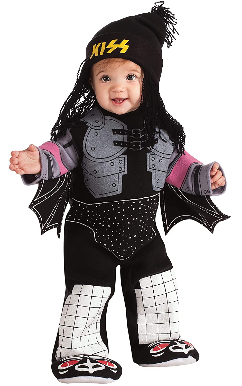 Kiss The Demon Ez-On Romper Costume