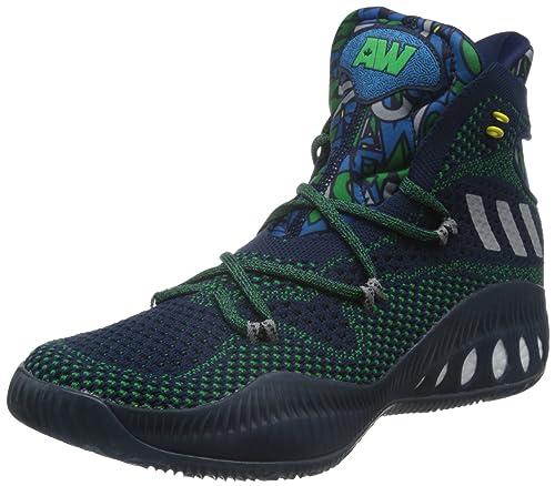 save off 67a65 a0fd0 370fe 96a2f inexpensive adidas crazy explosive primeknit zapatillas de  baloncesto para hombre azul maruni grpumg 0bd79 e3ab0