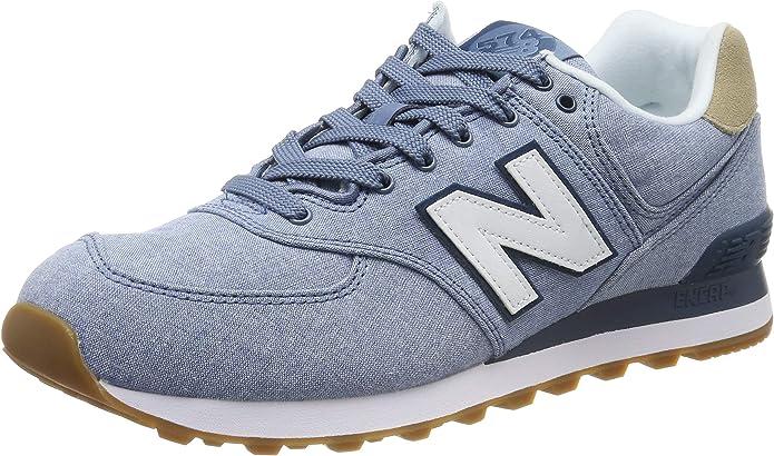 New Balance 574v2 Sneakers Herren Blau