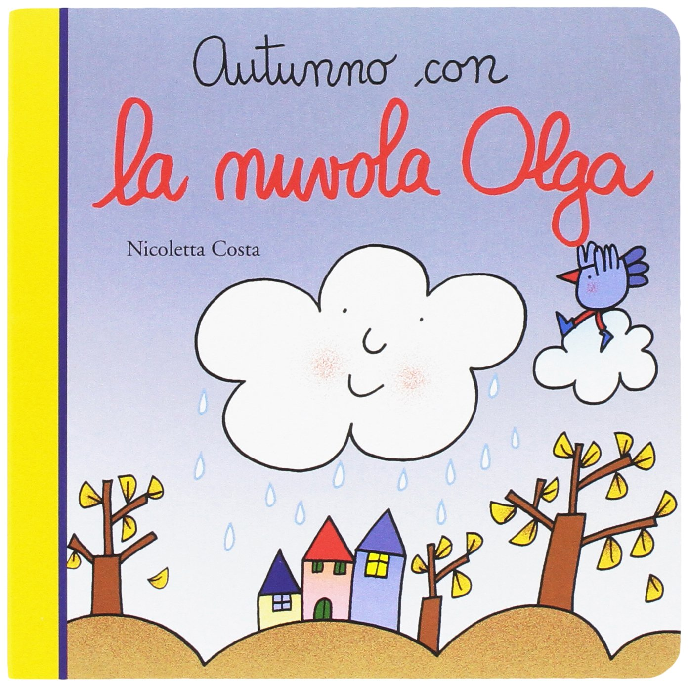 Ben noto Amazon.it: Autunno con la nuvola Olga. Ediz. a colori - Nicoletta  RS37