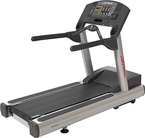 Life Fitness® Cinta de Correr Club Series: Amazon.es: Deportes y ...