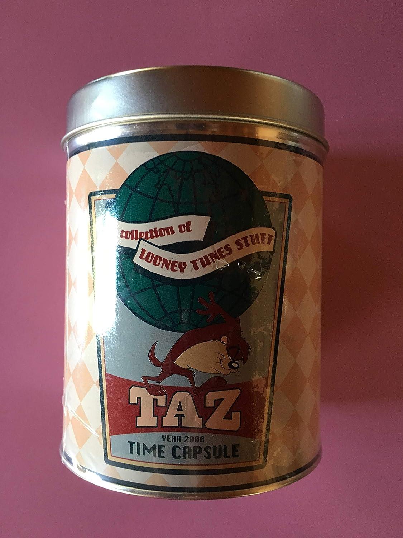 Tazmanian devil Time Capsule