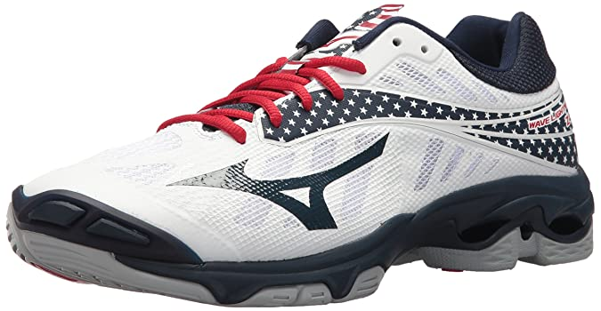 71ae70ff5174 Amazon.com | Mizuno Men's Wave Lightning Z4 Volleyball Shoes | Volleyball