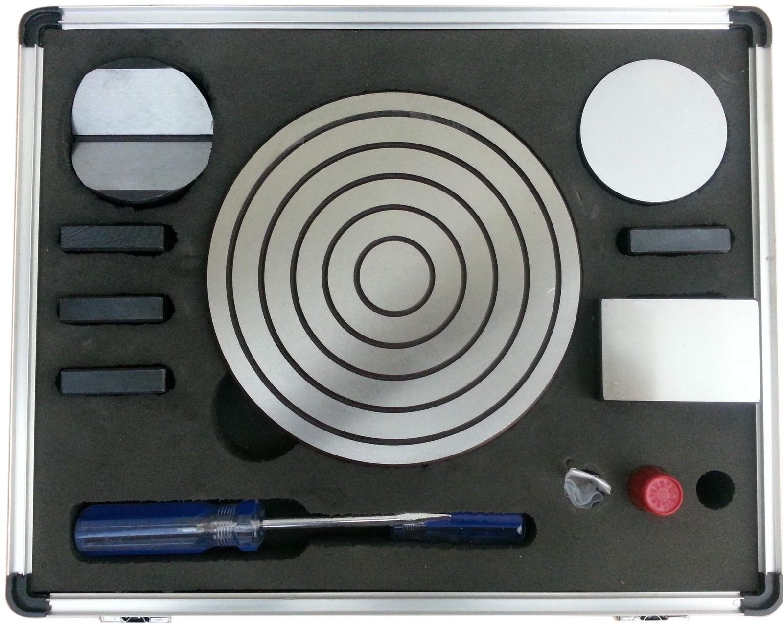 AccusizeTools - 3R Type Rockwell Type Hardness Tester HR150A with Accessories In Box, #RT90-0330 by Accusize Industrial Tools (Image #3)
