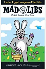Easter Eggstravaganza Mad Libs Paperback
