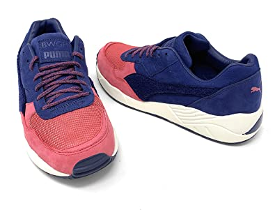 énorme réduction 16be5 6bd35 Amazon.com | PUMA x BWGH Men's XS-698 Salmon-Patriot Blue ...