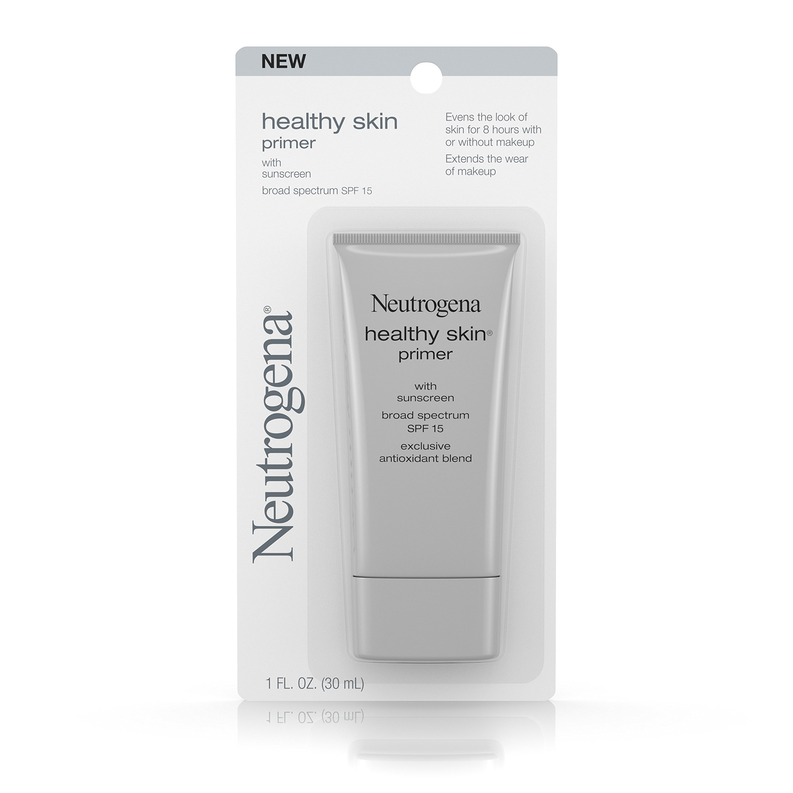Neutrogena Healthy Skin Primer Broad Spectrum SPF 15, 1 Fl. Oz