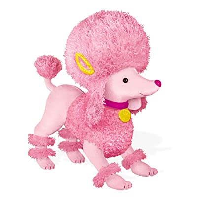 "Poodlena 12"" Soft Toy: Toys & Games"