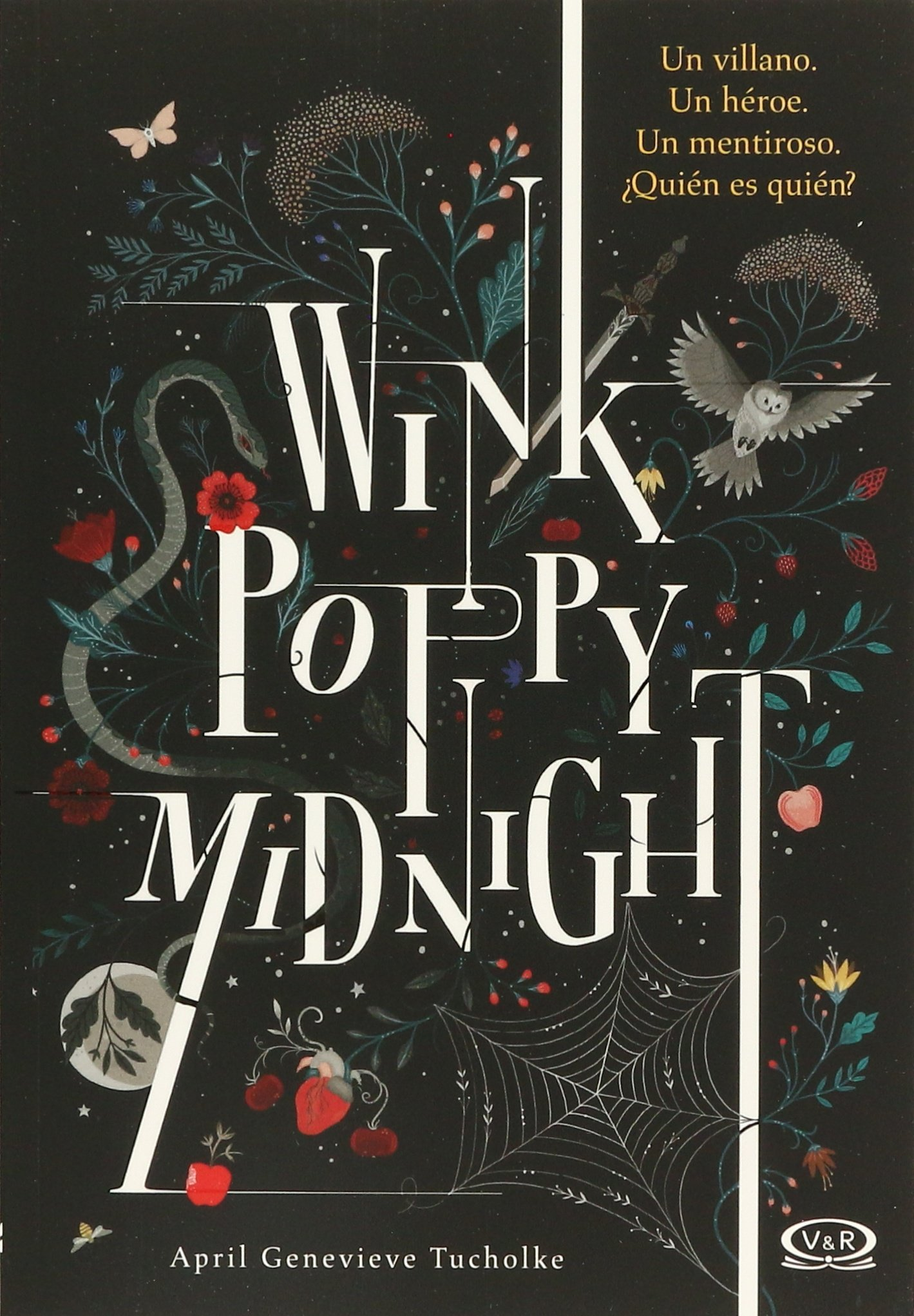SPA-WINK POPPY MIDNIGHT