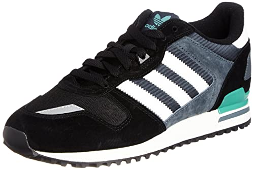 7a6f4f3a3 adidas Originals Men s Zx 700 Black Sneakers - 7 UK  Buy Online at Low  Prices in India - Amazon.in
