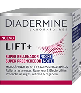Diadermine - Lift+ Super rellenador crema de noche - 50 ml