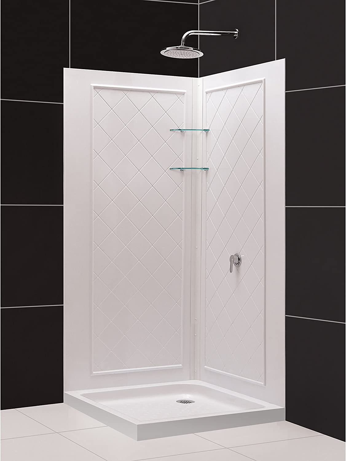 Dreamline Lagoon Wall Panel kit Shower Door   Item# 8042