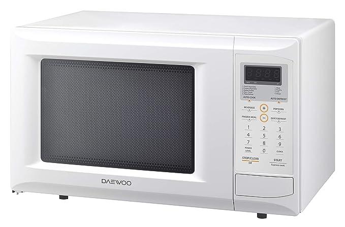 Daewoo KOR-167ES Horno microondas para encimera: Amazon.es ...