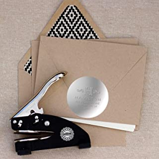 product image for Three Designing Women Foil Seals for Designer Embosser, Silver