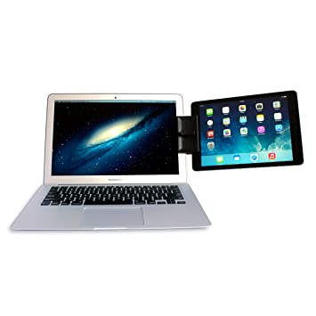 SideCar Dual Monitor Device; iPad and Tablet Dock Stand for attaching to Laptop or UltraBook: Amazon.es: Electrónica