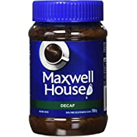 Maxwell House Decaf Instant Coffee, 150g