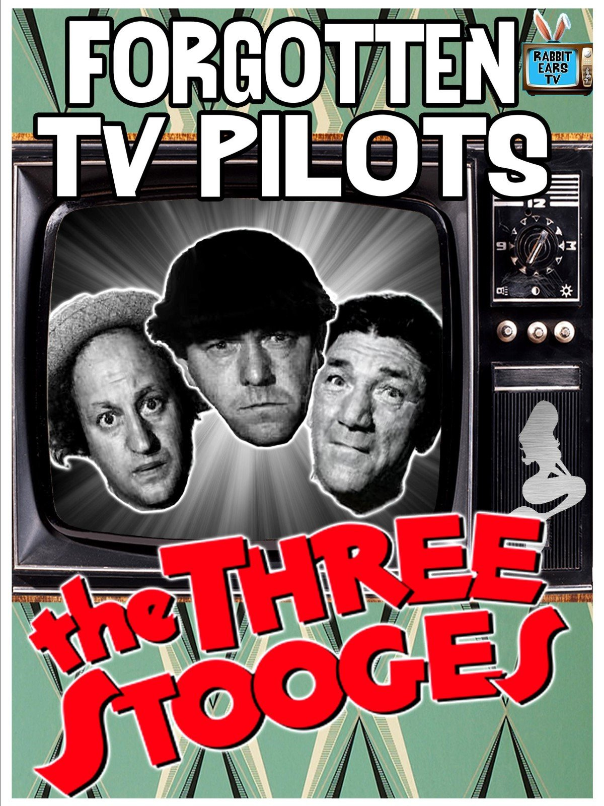 Amazon.com: Forgotten TV Pilots: The Three Stooges: Moses Horwitz ...
