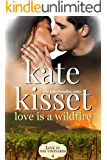 Love is a Wildfire: Enemies to Lovers Romance, Second Chance Romance, Female Firefighter Romance (A Love in the…