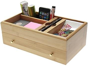 Boîte bureau papeterie fournitures de bureau organiseur fabriqué