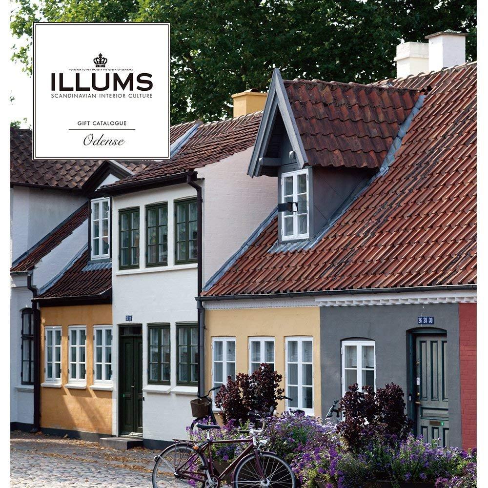 ILLUMS(イルムス) ギフトカタログ オーデンセコース (包装済み/ノキアブラウン) ショッピングバッグ付き(S82) B07FFNGKL5  (包装済み+ショッピングバッグ付き)