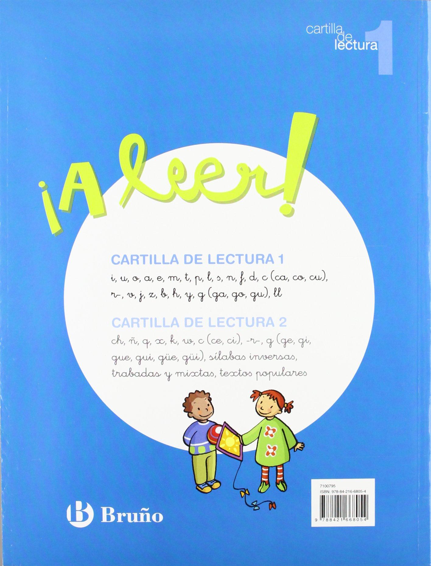 Cartilla 1 - 9788421668054: Edición 2010: Amazon.es: María Caparrós  González, Mª Teresa Lebrero Baena: Libros