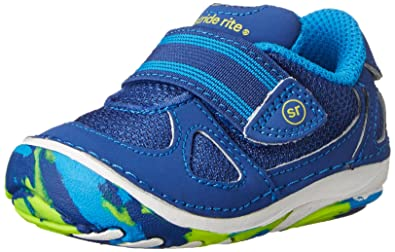 6c653e59eeeaea Stride Rite SRT SM Link Athletic Shoe (Infant Toddler)