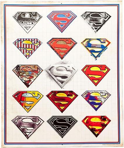Open Road Brands Superman Stronger Deep Framed Wall Decor