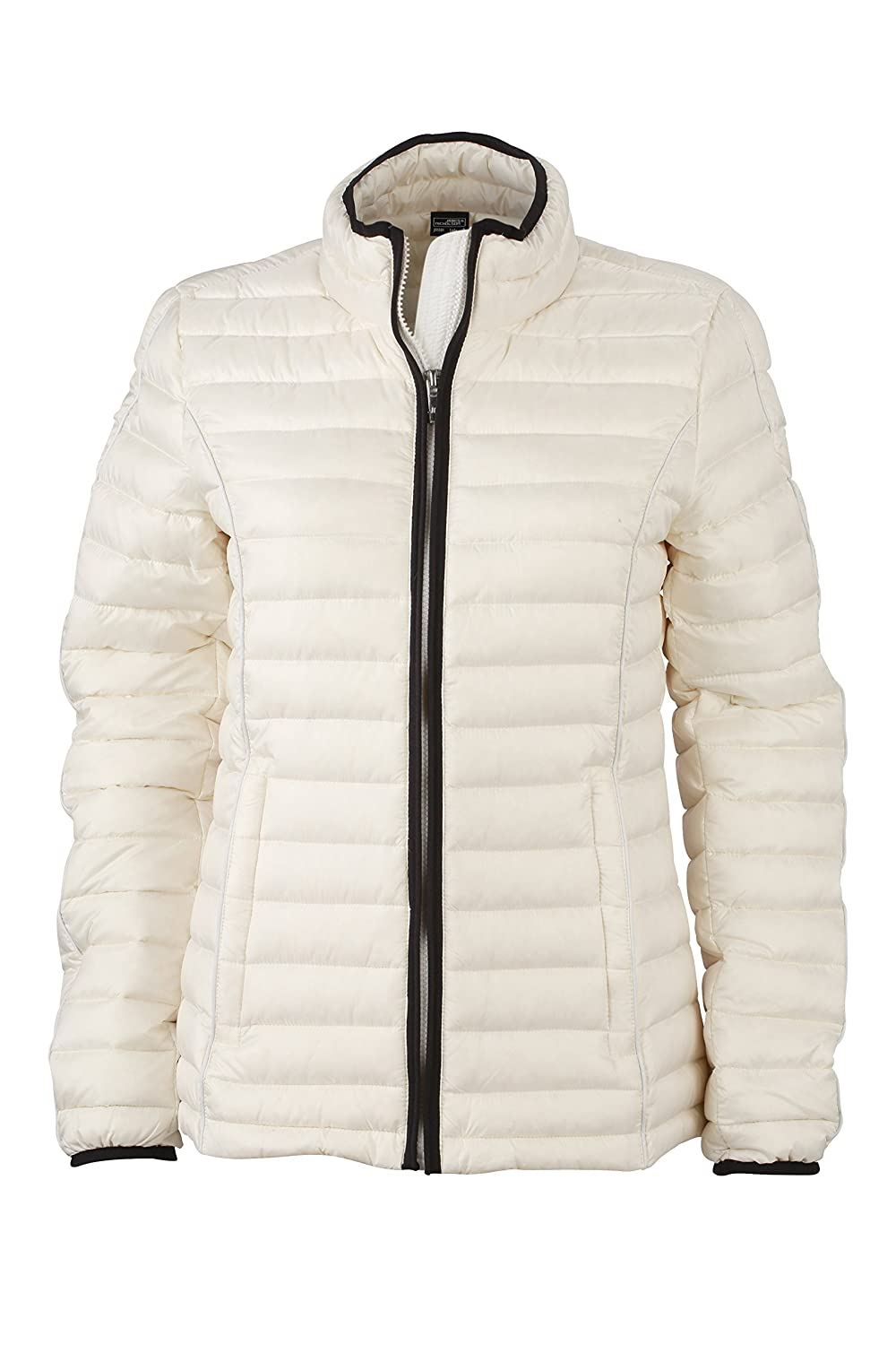 TALLA M. James & Nicholson Daunenjacke Ladies Quilted Down Jacket Chaqueta para Mujer