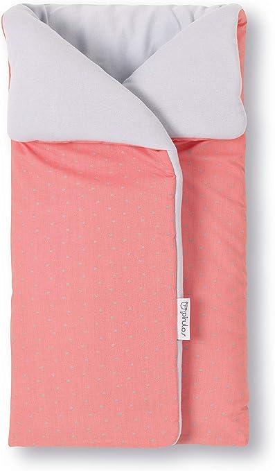 Pirulos 39213219 - Saco arrullo, diseño unicornio, algodón, 49 x ...