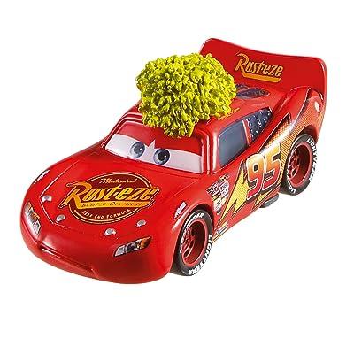 Disney Pixar Cars Tumbleweed Lightning McQueen: Toys & Games