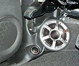 Q-Logic Custom Kick Panel Component Speaker Mount