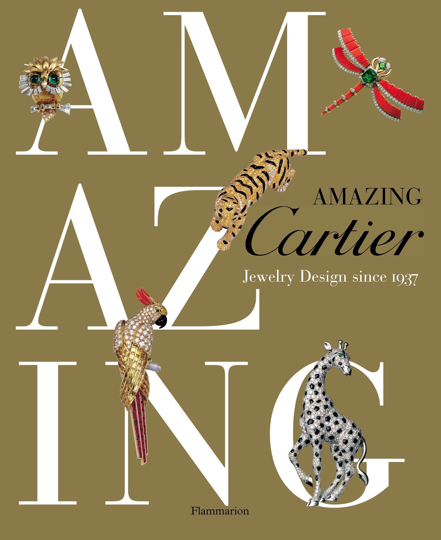 Amazing Cartier Jewelry Design since 1937 Nadine Coleno