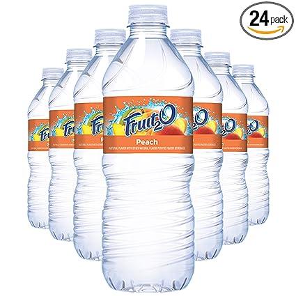 Fruit2o - Botellas de plástico con sabor a agua, 40,9 ml ...